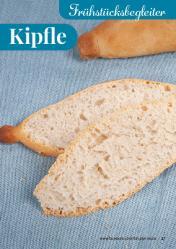 Rezept - Kipfle - Simply Backen kompakt Brötchen – 01/2020