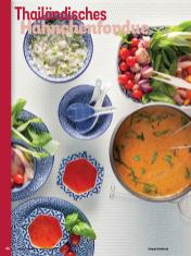 Rezept - Thailändisches Hähnchenfondue - Simply Kochen Weihnachten 01/2020