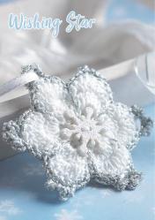 Häkelanleitung - Wishing Star - Simply Häkeln kompakt Weihnachtsdeko 01/2021