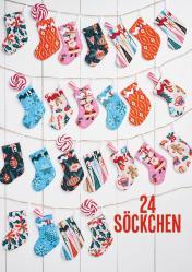 Nähanleitung - 24 Söckchen - Simply Nähen 01/2021