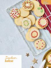 Rezept - Zuckerkekse - Simply Backen Special Weihnachten 01/2020