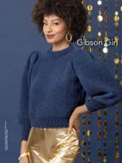 Strickanleitung - Gibson Girl - Best of Designer Knitting 02/2021