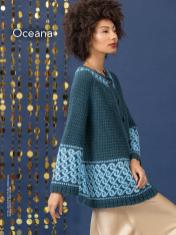 Strickanleitung - Oceana - Best of Designer Knitting 02/2021