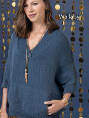 Strickanleitung - Wallaby - Best of Designer Knitting 02/2021