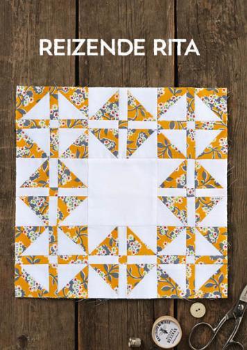 Nähanleitung - Reizende Rita - Simply Nähen kompakt Patchwork 02/2021