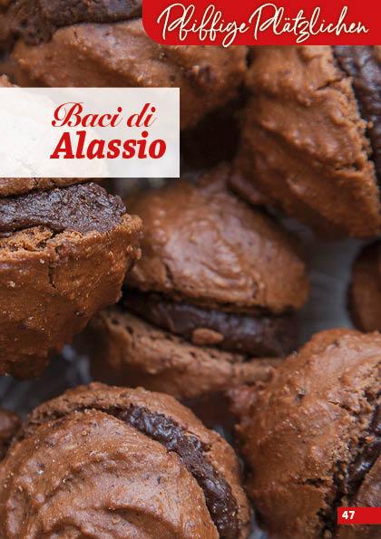 Rezept - Baci di Alassio - Simply Backen Kekse 04/2020