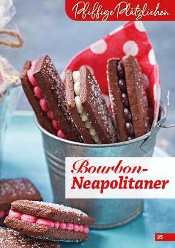 Rezept - Bourbon-Neapolitaner - Simply Backen Kekse 04/2020