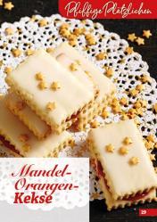 Rezept - Mandel-Orangen-Kekse - Simply Backen Kekse 04/2020