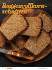 Rezept - Roggenvollkornschnitten - Best of Besser Backen mit Tommy Weinz – 02/2021