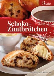 Rezept - Schoko-Zimtbrötchen - Simply Backen Kompakt Brötchen 02/2021