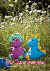 Häkelanleitung - Die Dinos kommen! - Simply Kreativ Häkeln Kompakt Babys & Kids 02/2021