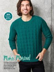 Strickanleitung - Mehr Merino! - Simply Stricken Sonderheft Best of Pullover & Shirts 02/2020