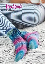 Strickanleitung - Nachteule - Simply Stricken Kompakt Sonderheft Socken 02/2021