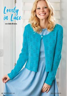 Strickanleitung - Lovely in Lace - Simply Stricken Kompakt Special Lacemuster 02/2021