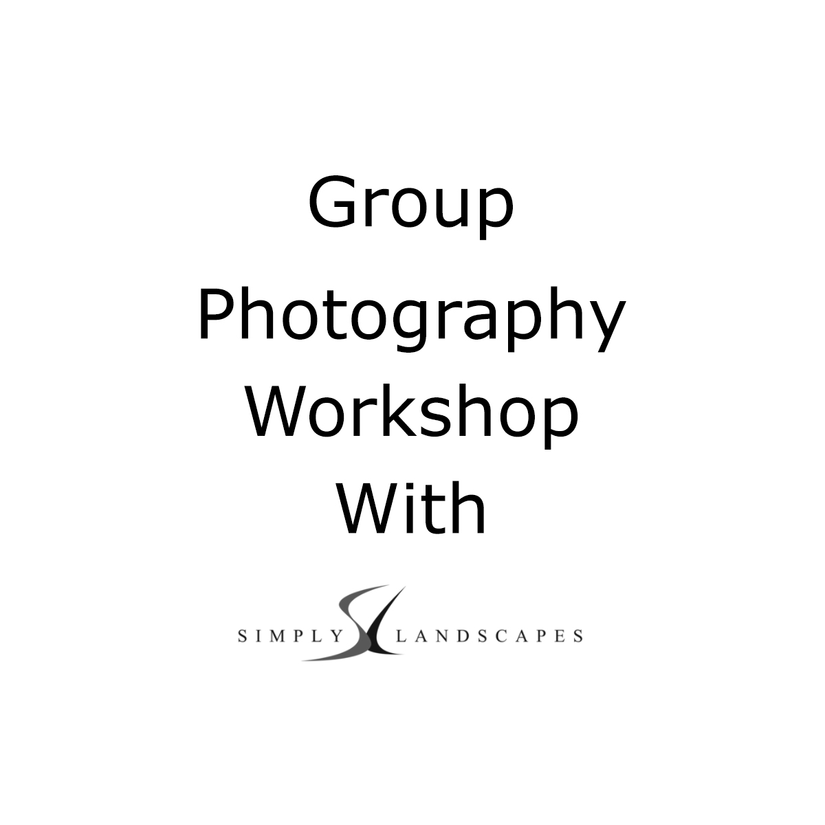 group photography workshop