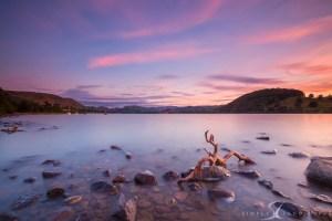 Ullswater Sunset lake district