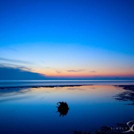 Selsey Beach Sunset