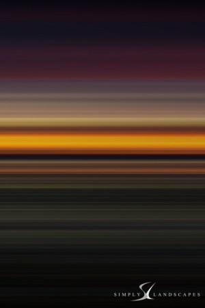 Bosham Hoe abstract