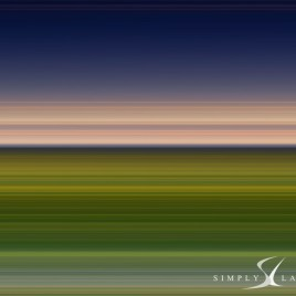 Abstract Devils Dyke