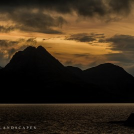 Elgol & Cullins sunset