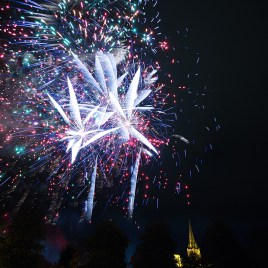 Chichester Christmas Fireworks