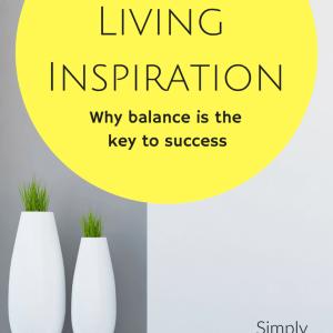 Simple Living Inspiration