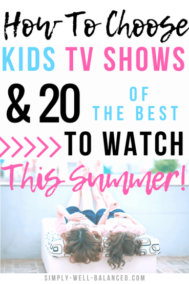 Looking for family friendly tv shows to watch? Check out this list of the best kids shows that you can watch as a family. Includes educational and family friendly programs that are safe for kids to watch.