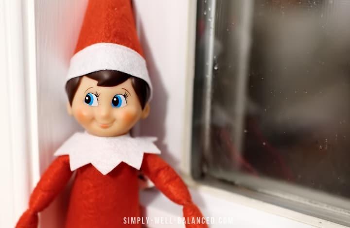 25 Silly Elf on the Shelf Hiding Spots