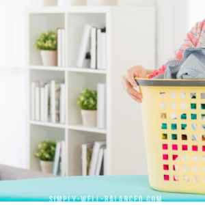 How to Prevent the Laundry Pile; 10 Simple Steps