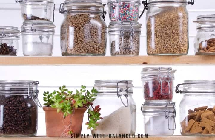 Minimalist Pantry Essentials