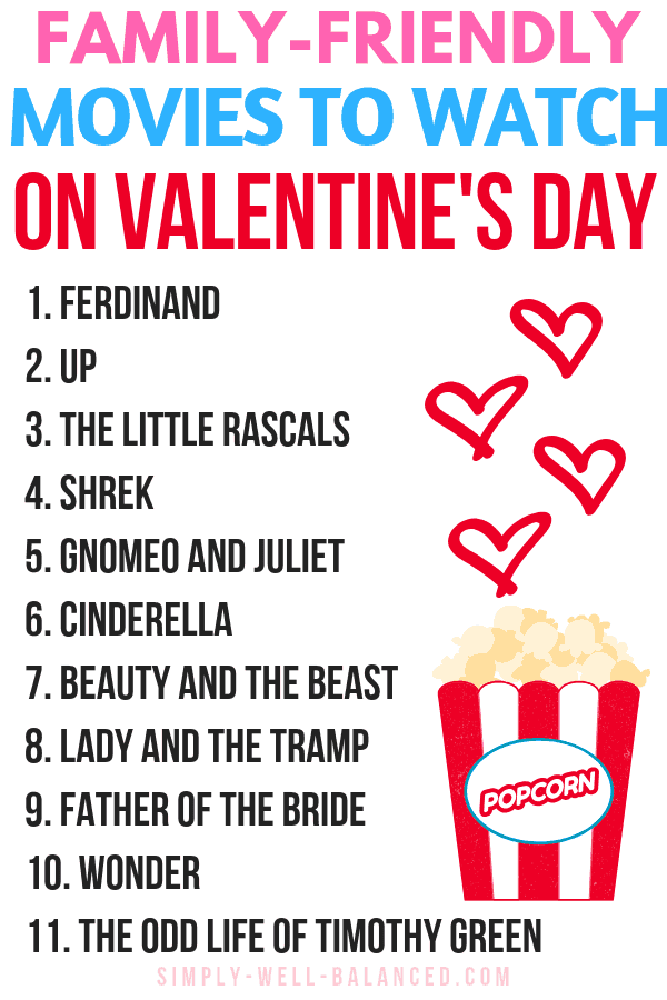 The Best Valentine's Day Movies for Families