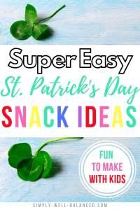 St Patrick's Day Snack Mix Recipes