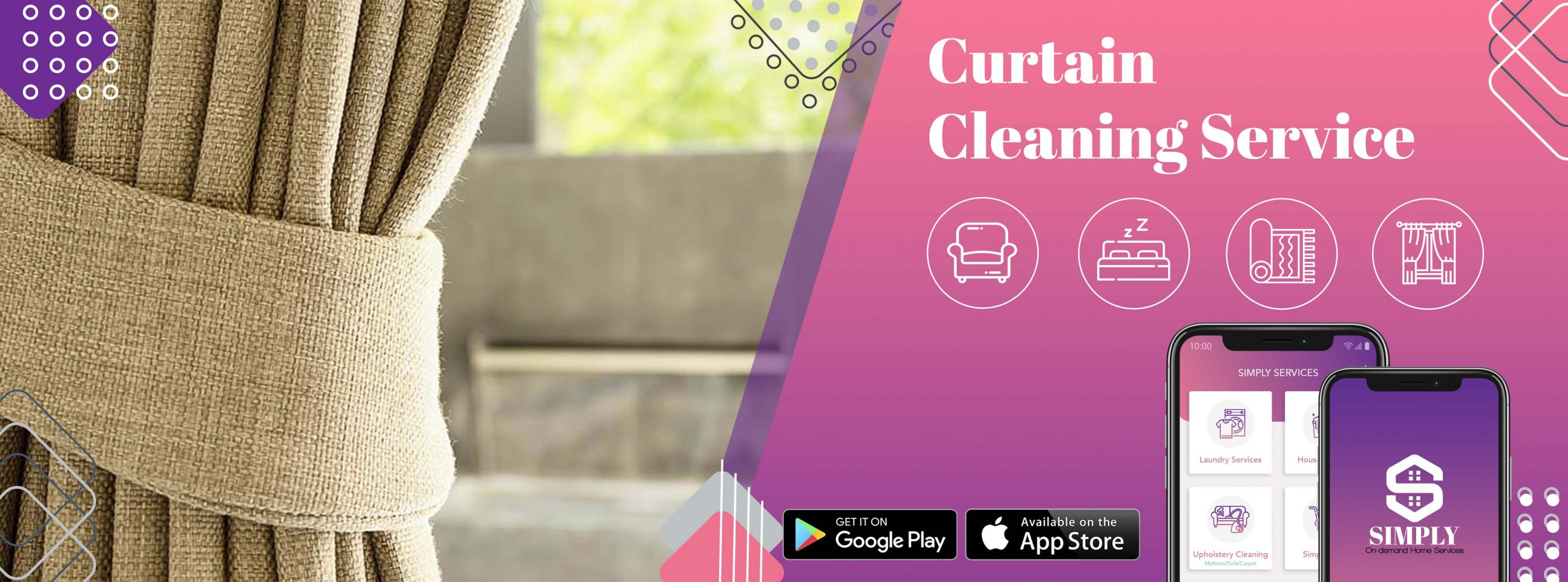 curtain cleaning simply