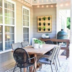 summer outdoor spaces