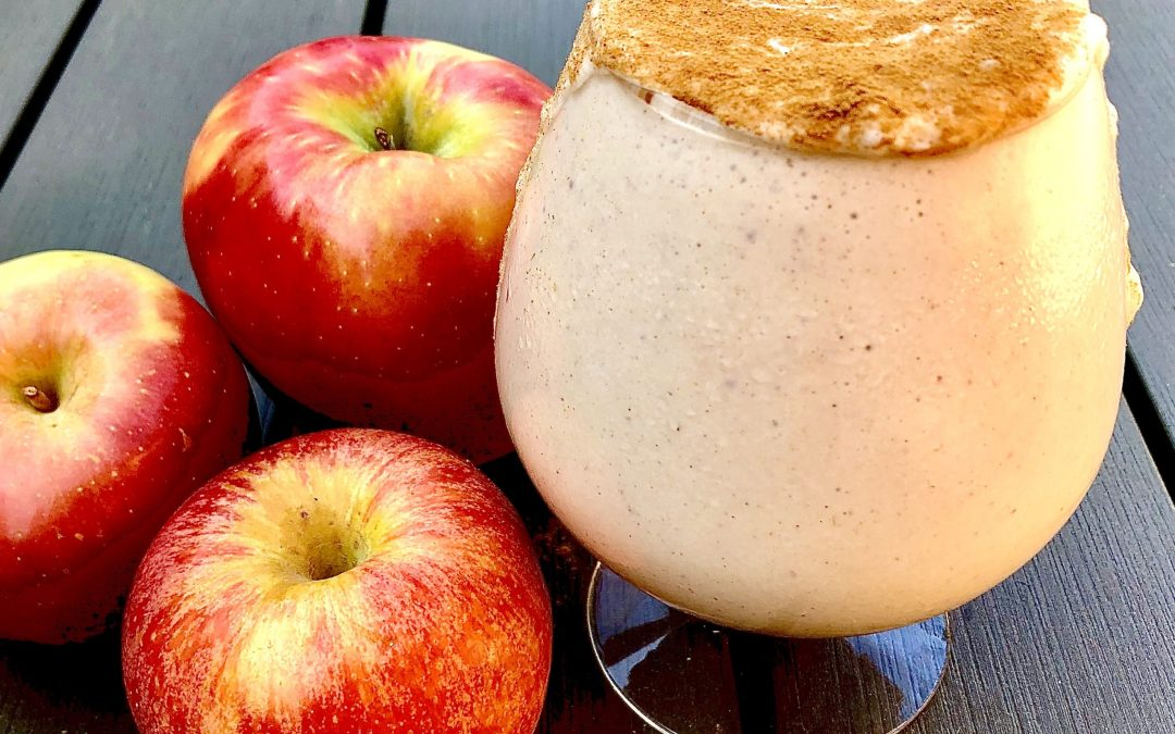 AIP Apple Pie Milkshake