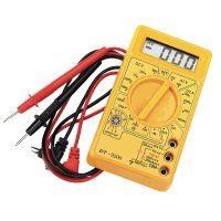 كيف تصنع مقياس جهد رباعى القنوات (فولتميتر voltmeter) باستخدام اردوينو