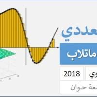 كتاب: التحليل العددي مع التطبيق على ماتلاب - أ.د محمد إبراهيم العدوي