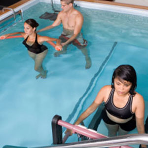 Hydrotherapy - trends in holistic health