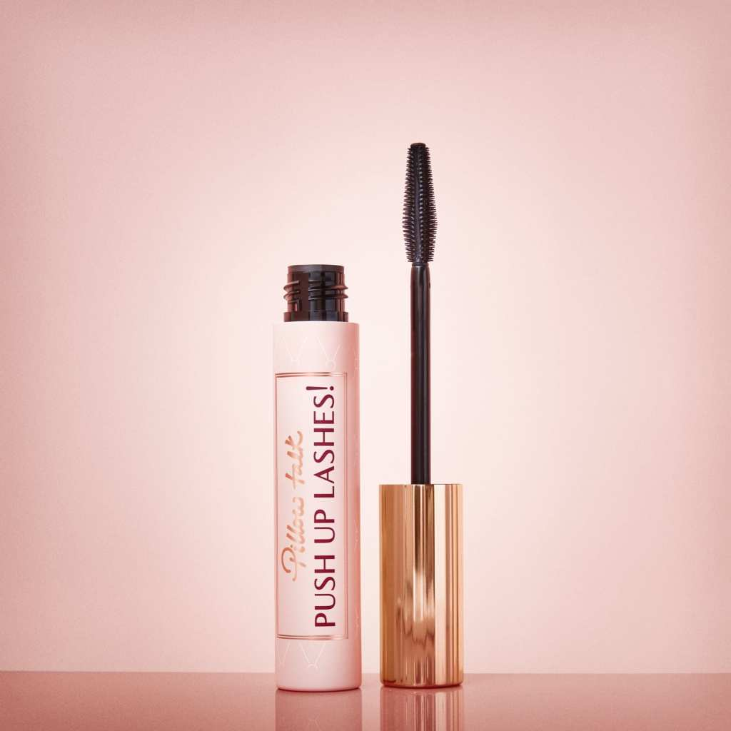 charlotte tilbury pillow talk push up mascara review