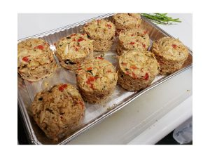 Mile-High Crab Cakes Preparation