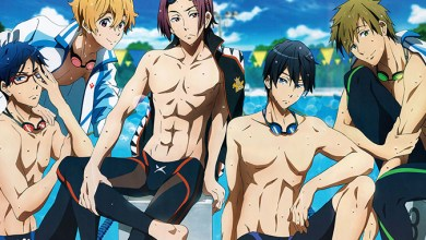 Photo of Anime Reviews | Free! – Iwatobi Swim Club