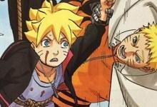 Photo of Naruto chapter 700 (Naruto and Hinata have kids)