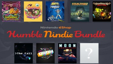 Photo of First Ever Nintendo Humble Bundle Sale!