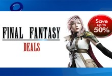 Photo of Final Fantasy Sale you've been waiting for.