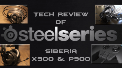 Photo of Tech Review   SteelSeries SIBERIA X300 & P300