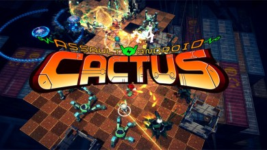 Photo of Assault Android Cactus-Adorable Bullet Hell
