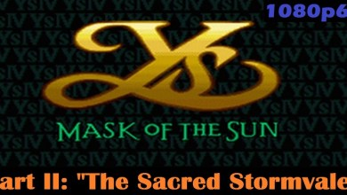 """Photo of """"Ys IV"""" Continues w/ the Sacred Stormvale in 1080p60!"""