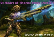 Photo of GW2: Heart of Thorns — Auric Basin Story (3440×1440!)