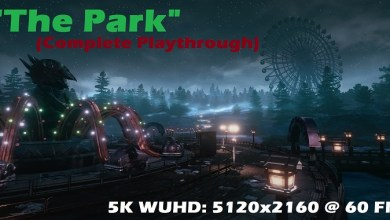 """Photo of *Review* """"The Park"""" – A Psychological Ride into the Darkness"""