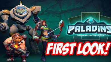 Photo of PALADINS: CHAMPIONS OF THE REALM – FIRST GAMEPLAY! (CLOSED BETA)